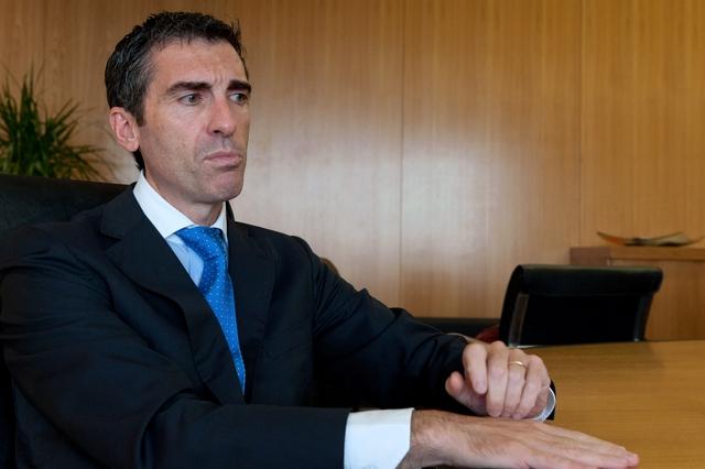 Luís Reis, chief corporate center officer da Sonae,
