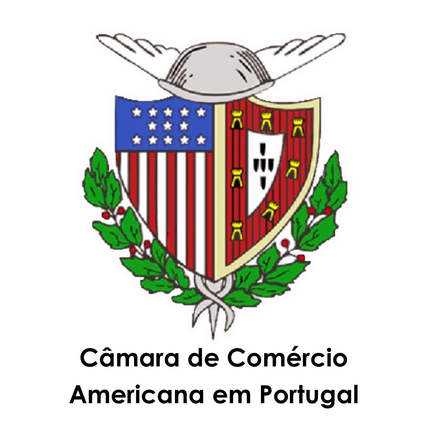 AmCham Logo com Nome