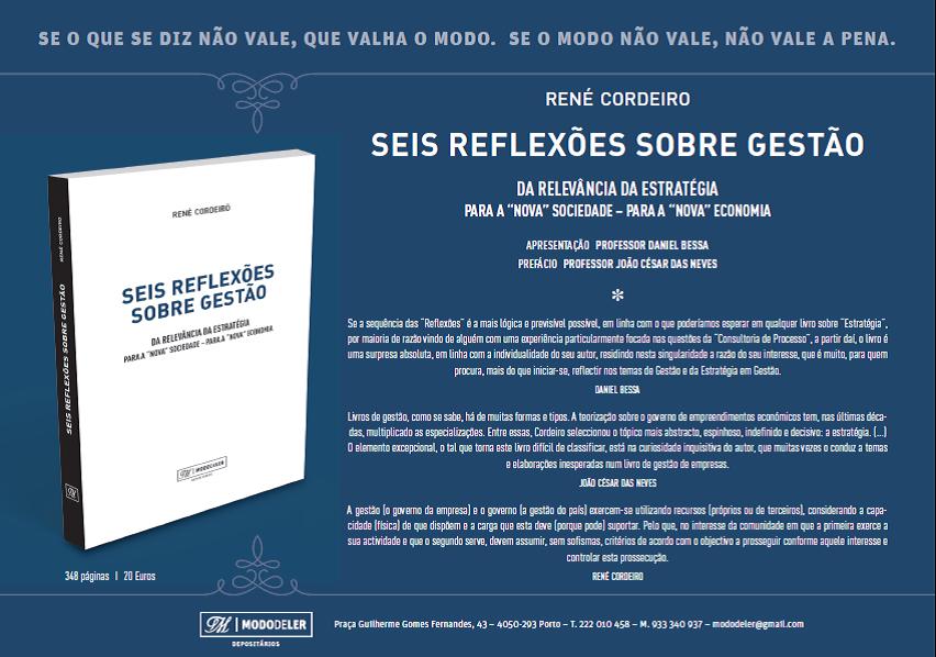 Livro René Cordeiro